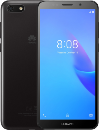 Huawei Y5 Lite 16Гб Чёрный