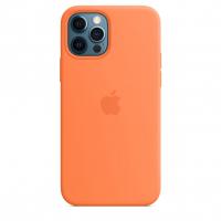 Чехол Silicone Case iPhone 12 Pro Max Оранжевый