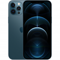 Apple iPhone 12 Pro Max 128Гб Тихоокеанский Синий MGDA3RU/A