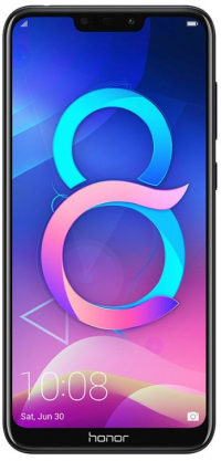 Huawei Honor 8C 3/32Gb Чёрный