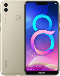 Huawei Honor 8C 3/32Gb Золотой