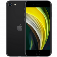 Apple iPhone SE 2020 128Гб Чёрный
