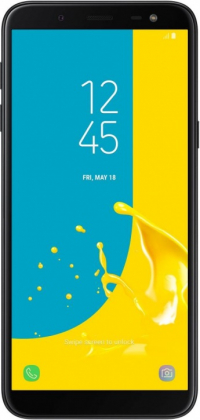 Samsung Galaxy J6 2018 J600 3/32Gb Черный