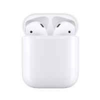 Apple AirPods 2 без беспроводной зарядки чехла (MV7N2)