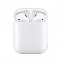 Apple AirPods 2 в футляре с возможностью беспроводной зарядки (MRXJ2)