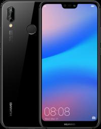 Huawei P20 Lite 4/64Гб Полночный Чёрный