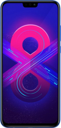 Huawei Honor 8X Premium 4/128Gb Синий