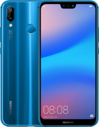 Huawei P20 Lite 4/64Гб Синий Ультрамарин