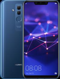 Huawei Mate 20 Lite 4/64Gb Сапфировый Синий