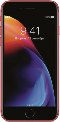 Apple iPhone 8 (PRODUCT)RED™ Special Edition 64Gb Красный