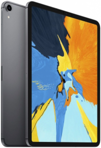 "Apple iPad Pro 11"" 2018 64Gb Wi-Fi + Cellular Серый Космос (MU0M2)"