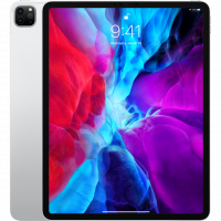 "Apple iPad Pro 12.9"" 2020 256Гб Wi-Fi Серебристый (MXAU2)"