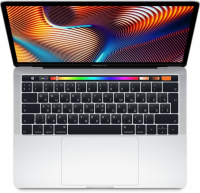 "Apple MacBook Pro 13"" 256Gb Retina / Touch Bar Серебристый (MR9U2)"
