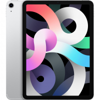 "Apple iPad Air 10.9"" 2020 Wi‑Fi + Cellular 64Гб Серебристый (MYGX2)"