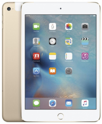 Apple iPad mini 4 WiFi+Cellular 128Gb Gold