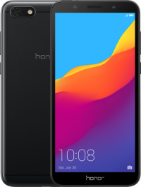 Huawei Honor 7A 2/16Gb Чёрный