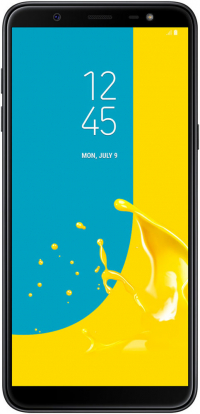 Samsung Galaxy J8 2018 J810 3/32Gb Черный